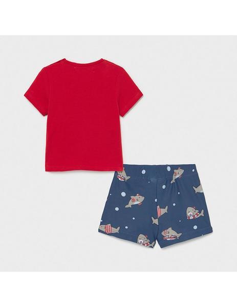 Mayoral Rojo 1033 Camiseta para beb/é ni/ña